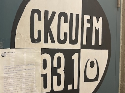"""Photo for the news post: """"When the next social network breaks down, we'll still be here"""" –Kwende Kefentse, CKCU FM"""