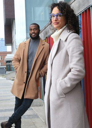 Joseph J. Smith and Rebecca Darwent