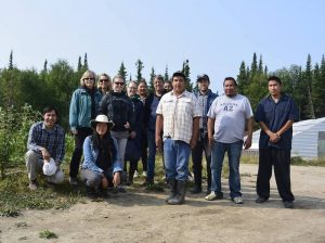 Meechim Farm, in Garden Hill First Nation, in Manitoba, is a social enterprise -- a farm, a food market, an agricultural training initiative and an educational program to teach children about food growth and healthy eating. It's one of four Island Lake Indigenous communities participating in the Indigenous Diabetes Reduction initiative.