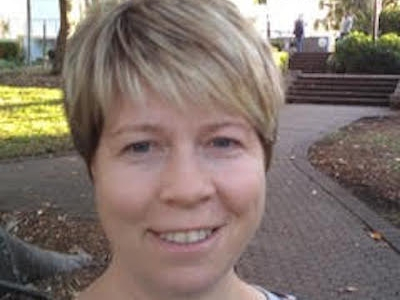 Photo for the news post: Megan Conway is New President & CEO of Volunteer Canada