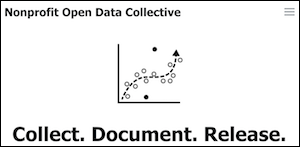 The Nonprofit Open Data Collective is a group of organizations, experts, practitioners and scholars working to increase access to data, including research-ready datasets, tools for analysis and links to other resources. The research blog, administered by scholar Jesse Lecy of Arizona State University, highlights new developments relevant to nonprofit data, including tools for text analysis, new databases and studies of interest.