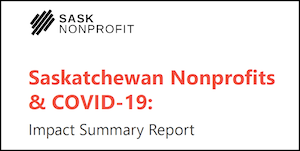 The Saskatchewan Nonprofit Partnership (April 9, 2020) notes that organizations have minimal financial reserves and are altering programs — and many organizations in the province have closed altogether. A significant portion of Saskatchewan's population will be affected by the modifications or cancellations. More than 520 Saskatchewan nonprofits and charities participated in this survey.