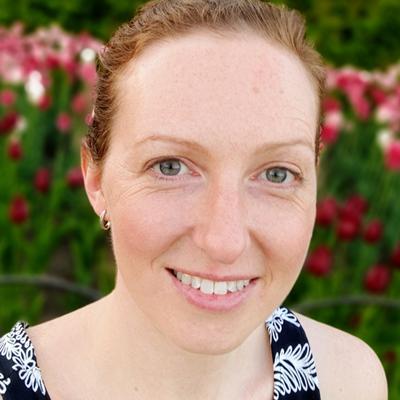 A photo of Andrea Mugny, a Carleton University Political Science Alumni.