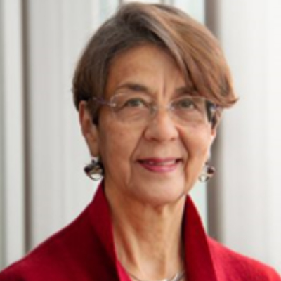 A photo of Cristina Rojas, Professor in the Department of Political Science at Carleton University in 2021.