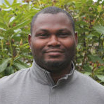 A photo of Dr. Olusola Ogunnubi, Research Fellow, Centre for Gender and African Studies, University of the Free State, South Africa; Visiting Scholar, Dept of Political Science, Carleton University