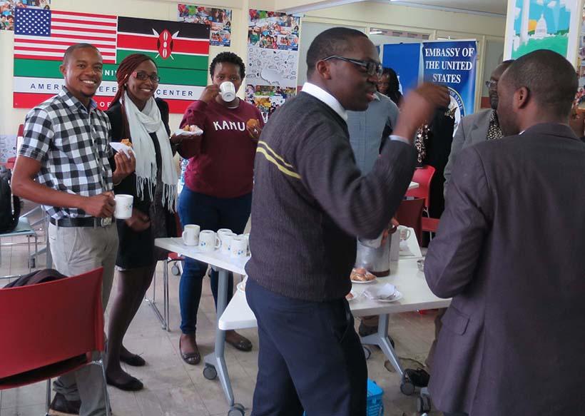 Kenya Working Group at Moi University, Nairobi Campus