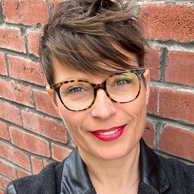 A photo of Jessica Parish, a Carleton University Political Science Alumna