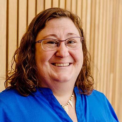 A photo of Kiera Ladner, Carleton University Political Science Alumna of 2001