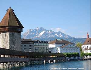 View Quicklink: New Dual Master's Degree with Department of Political Science, University of Lucerne, Switzerland