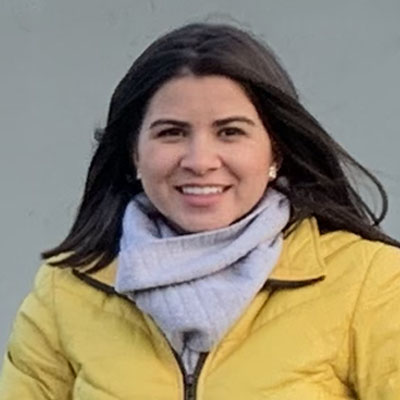 A photo of Maria Jose Avendaño Chaves, a Carleton University Political Science Alumna