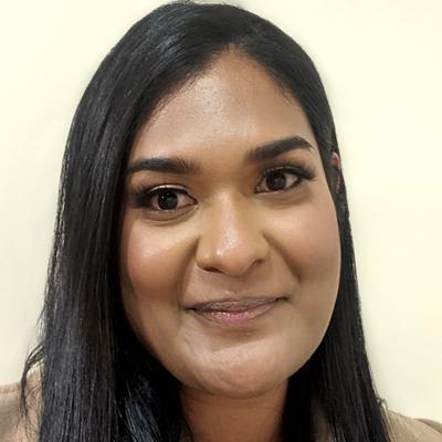 A photo of Rumya Nithiananthan, a Carleton University Political Science Alumni