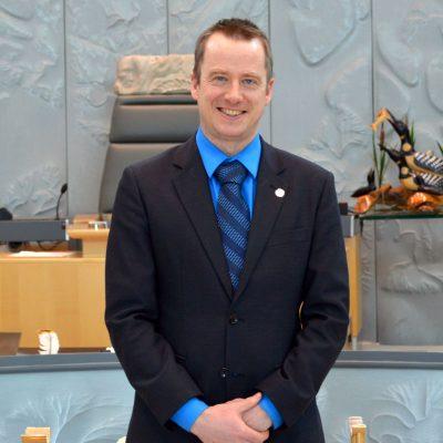A photo of Stephen Dunbar, Carleton University Political Science Alumnus