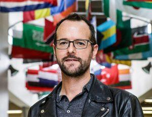 View Quicklink: Meet Professor Justin Paulson