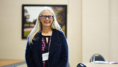 Adjunct Research Prof. Jane Stinson