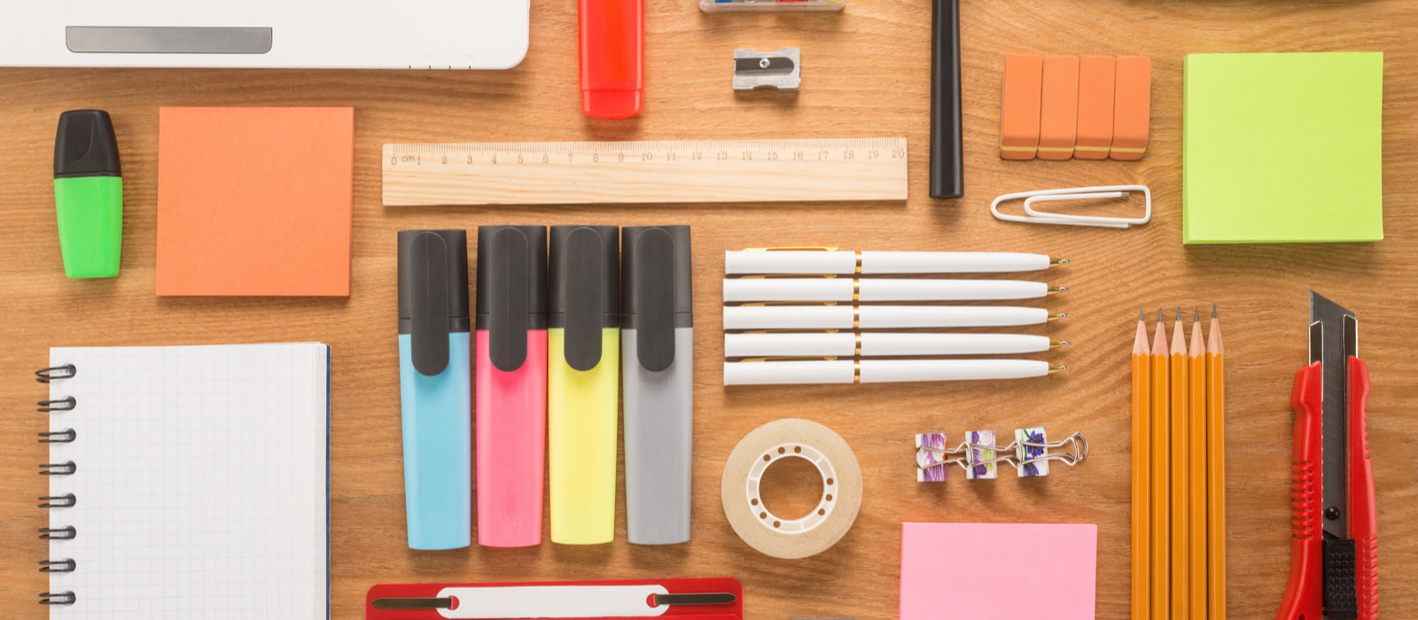 Banner image for Office Supplies