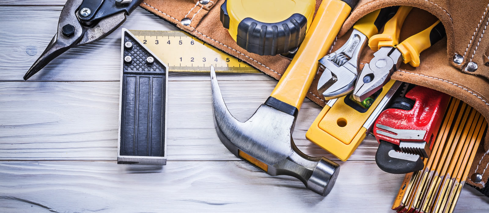 Banner image for Maintenance, Hardware & Tools
