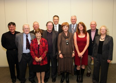 Photograph: 60th Anniversary Guest Speakers