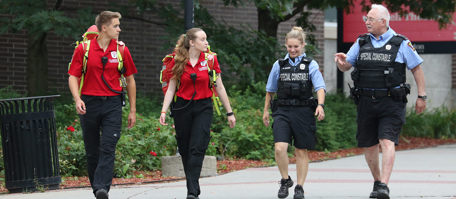 Banner image for Open Doors 2019: Campus Safety Services