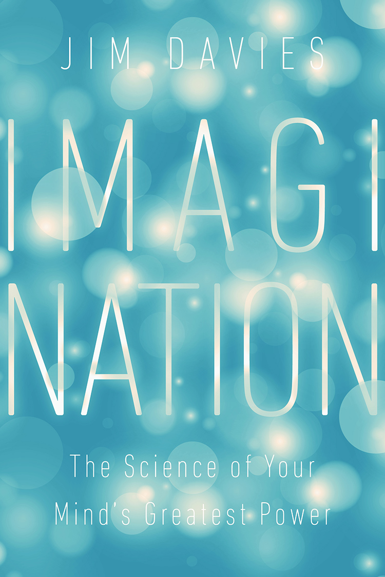 Imagination: Understanding Our Mind's Greatest Power book cover - Books connected to the Carleton community