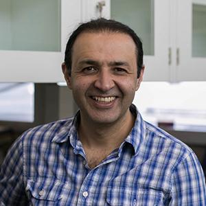 Prof. Ashkan Golshani