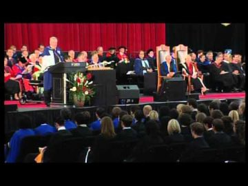 Thumbnail for: Lieutenant Governor David Onley receives honorary degree