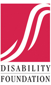 Logo for Disability Foundation