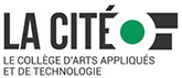 Logo for La Cité