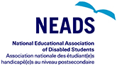 Logo for NEADS