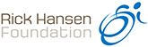 Logo for Rick Hansen Foundation