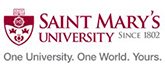 Logo for Saint Mary's University