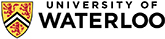 Logo for University of Waterloo