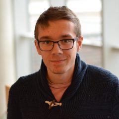Headshot of Jacob Booth