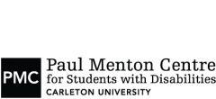 Paul Menton Centre logo