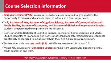 Thumbnail for: Registration Information Session
