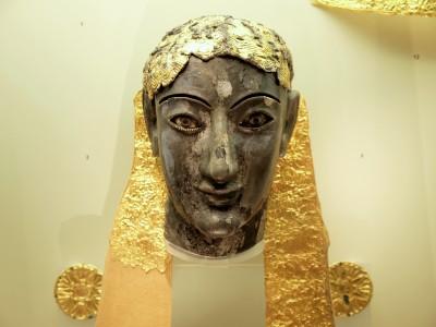 Apollo. Archaeological Museum in Delphi, Greece. 6th cent. B.C.E.