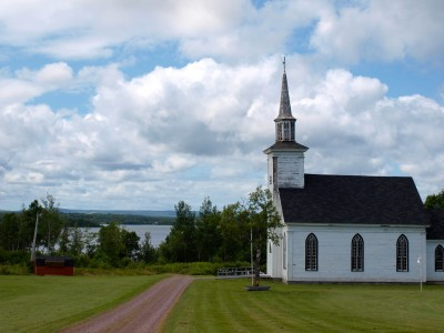 St. Anne's Roman Catholic Church, Bayfield, Nova Scotia