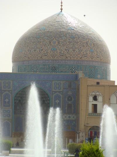 Shah Lutf Allah Mosque, Isfahan