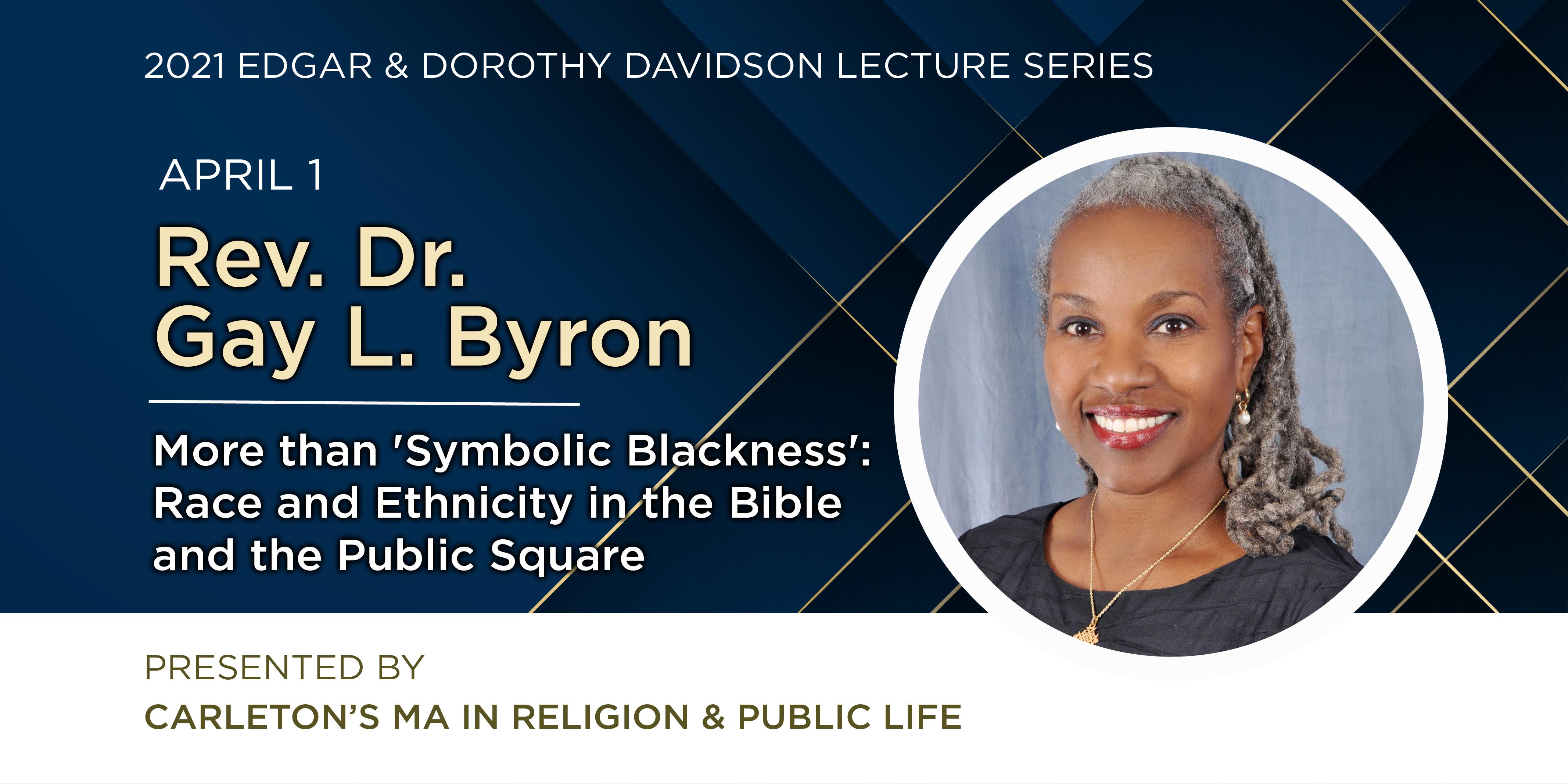 Dr. Gay L. Byron