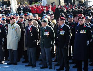 View Quicklink: About Remembrance Day