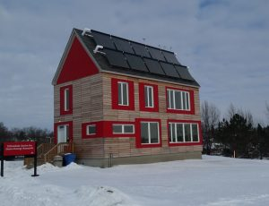 View Quicklink: The Urbandale Centre for Home Energy Research