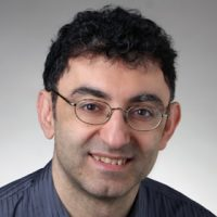 Photo of Babak Esfandiari