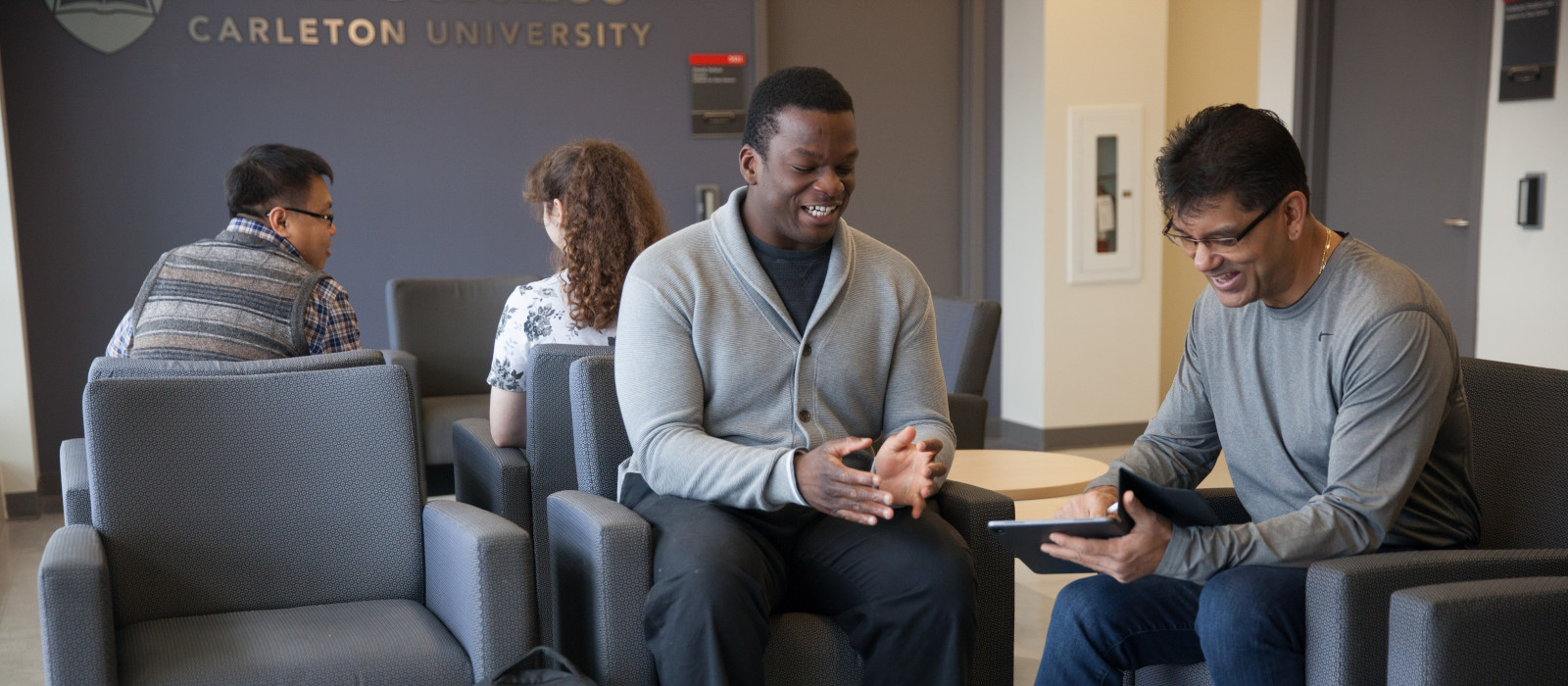 Banner image for Administrative Faculty