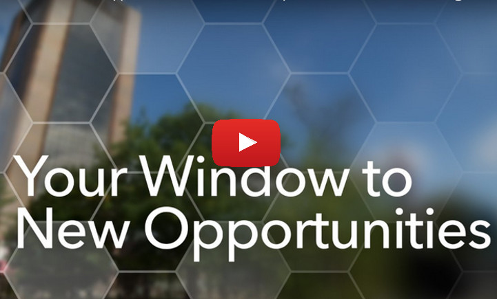 Your Window to New Opportunities