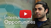 International Opportunities Video