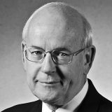 Robert Laughton. Board Chair from 1997-2000