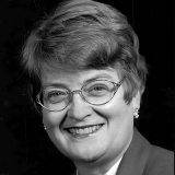 Margaret Bloodworth. Board Chair from 2005-2006