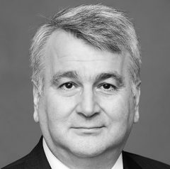 Nik Nanos. Board Chair from 2018-2020