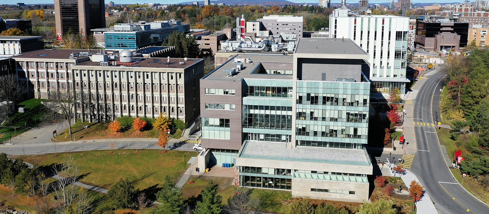 Banner image for Carleton University Act