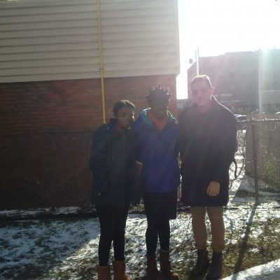 Day 50: Carleton Serves takes on volunteering with the Caring and Sharing Exchange!