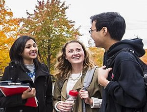 View Quicklink: New to Carleton University?